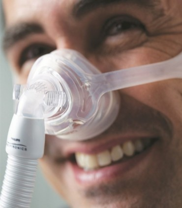Máscara nasal Philips Respironics Wisp