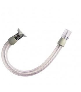 Tubo corto y válvula de exhalación para Nuance y Nuance Pro - Philips Respironics