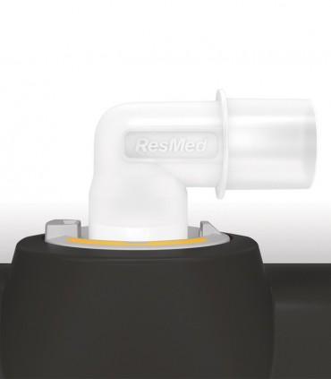 Codo para tubo AirSense 10 y AirCurve 10 - ResMed