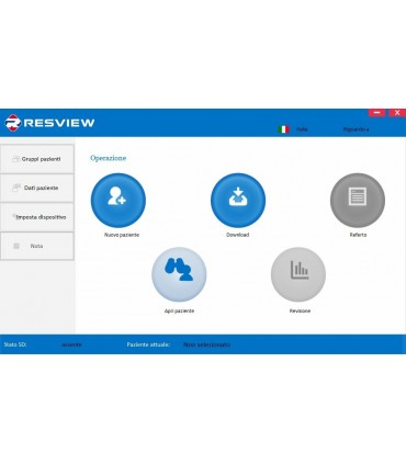 Resview Data Management Software - Reswell