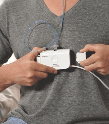 Concentrador de oxígeno portátil Inogen One G5
