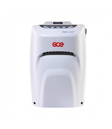 Concentrador de oxígeno transportable GCE Zen-O